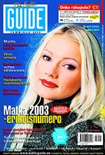 1 jaanuar esikaas 2003