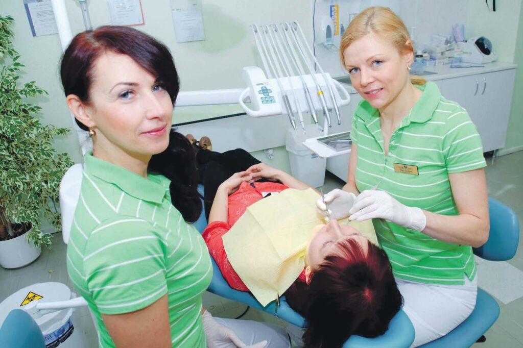 Hampaat Kuntoon Kerralla