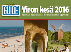 The Baltic Guide FIN Viron kesä 2016