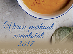 Viron parhaat ravintolat 2017