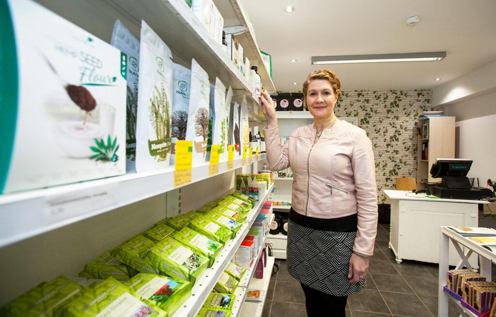 Terveyskauppa Tallinna