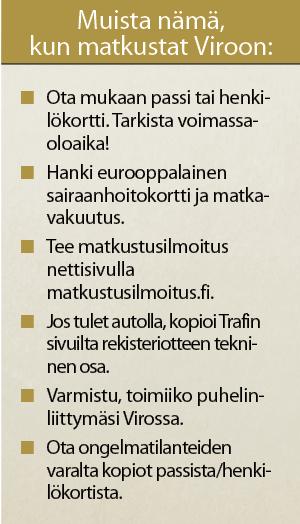 suomen ulkoministeriö matkustusilmoitus