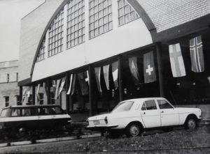 1980-luvulla rakennus toimi Neuvostoliiton toimittajien lomakeskuksena.