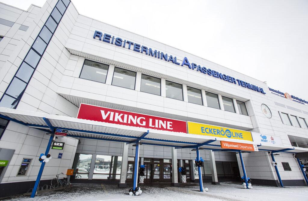 Tallinnan Sataman A Terminaali Uudisti Ilmettaan The Baltic