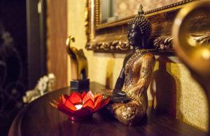 Thai Lotus Spa on kuin hyppäys toiseen maailmaan Tallinnan talvisilta kaduilta.