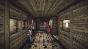 Новая выставка музея предлагает занятия и темы для размышлений посетителям любого возраста.
