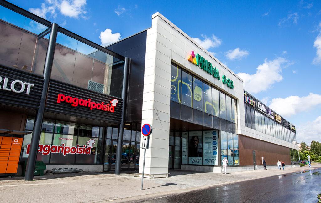 38f74b0adff Lasnamäen ostoskeskus uudisti ilmettään | The Baltic Guide OnlineThe ...