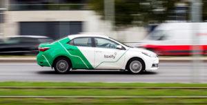 Virolainen mobiilisovellus Taxify on kasvattanut nopeasti suosiotaan Virossa ja maailmalla.