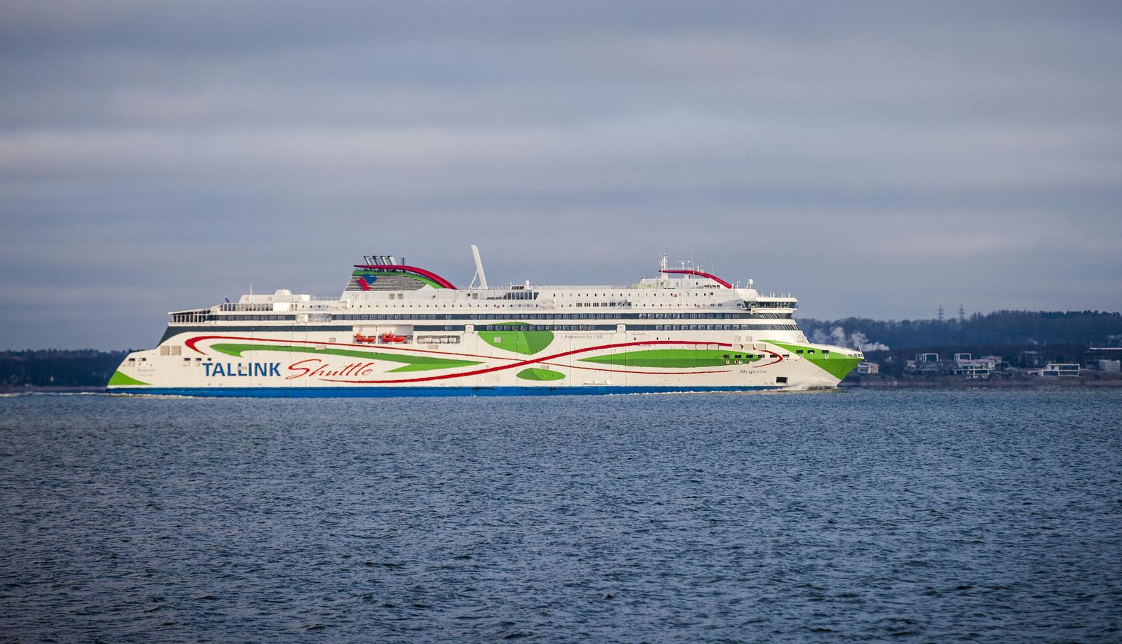 Tallink Tallinna Helsinki