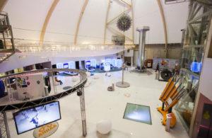 Tarton Ahhaa-tiedekeskus tarjoaa hauskoja elämyksiä eri tieteenalojen parissa.