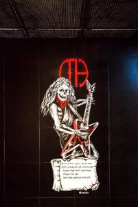 Barbar on Tallinnan uusin rock-klubi.