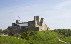 Rakveren linnassa voi kokea aidon keskiaikaisen seikkailun.
