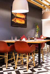 Butcher & Chefin ravintolassa voi syödä vaikka 2,5 euron aamiaisen.