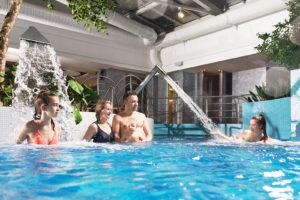 V Spa on Tarton uusin kylpylä aivan kaupungin ydinkeskustassa.