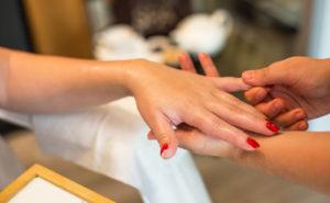 Fresh Spassa on vain käsi- ja kasvohoitoja.