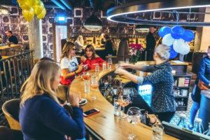 Tallinnan Urban Barissa voi saada huipputason drinkkejä.