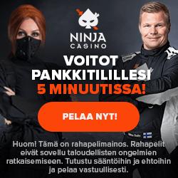 Ninja Casino 250x250