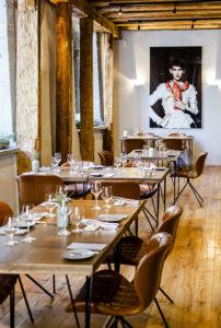 SÖE on uusi tyylikäs lisä Tallinnan vanhankaupungin ravintolakirjoon.