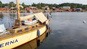 Margus Sameli on innokas purjehtija, joka on käynyt veneellään usein myös Suomessa. Kivoja satamia ja satamaravintoloita löytyy hänen mukaansa myös Viron saarilta ja rannikolta.