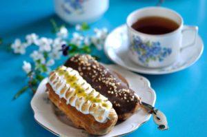 Supelsaksadin leivonnaiset ja kakut ovat Virossa jo käsite.