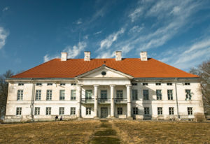 Lihulan kartanossa Pärnun maakunnassa toimii nykyään Lihulan museo.