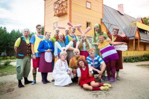 Pärnun lähellä on riemastuttava Lottemaa-teemapuisto, jossa Lotte-kirjojen iloiset hahmot ottavat vieraat mukaan hauskoihin seikkailuihin.