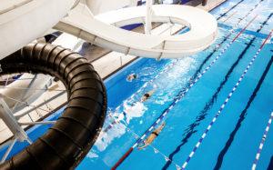 В Kalev Spa теперь не только 50-метровый бассейн, но и «Сауна-Оазис» для взрослых.