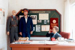 KGB-museo järjestää kaksi ilmaista opastettua kierrosta, yhden suomeksi ja toisen viroksi.