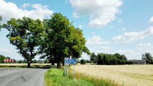 Viljandimaan korkeimmat mäet sijaitsevat Kärstnan ja Karksin seuduilla. Kumpuileva maisema tammikujineen tuo mieleen Pohjois-Puolan.