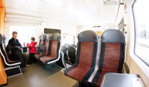 Jos junalipun ostaa netistä, sen saa 15 % edullisemmin kuin konduktööriltä ostamalla.