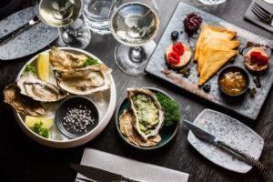 Ravintola Seitseteist on Tallinnan ravintolamaailman aivan uusimpia tulokkaita.