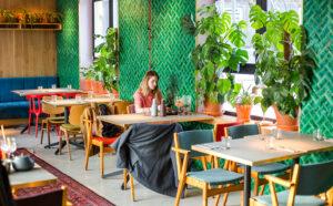 Huippusuosittu Ülo-ravintola on ehdolla sisustusarkkitehtuuripalkinnon saajaksi.