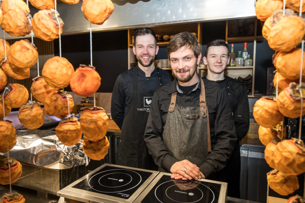 Yakitori on Tallinnan uusin japanilaisravintola.
