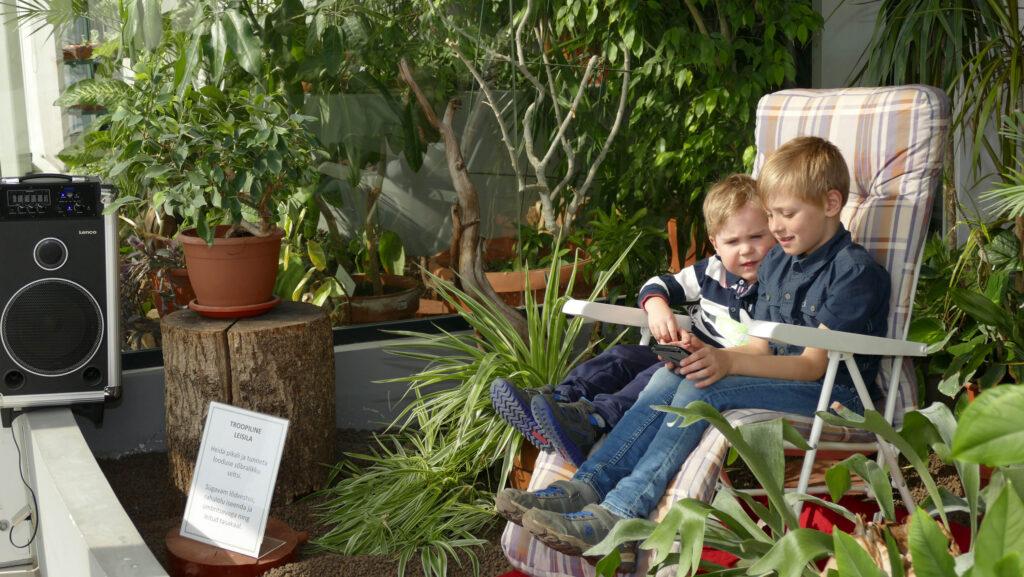 Kiinnostavat näyttelyt esittelevät Viron luonnon aarteita ja jännittäviä ilmiöitä. Luontokeskuksessa on myös planetaario ja lemmikkieläinhuone.