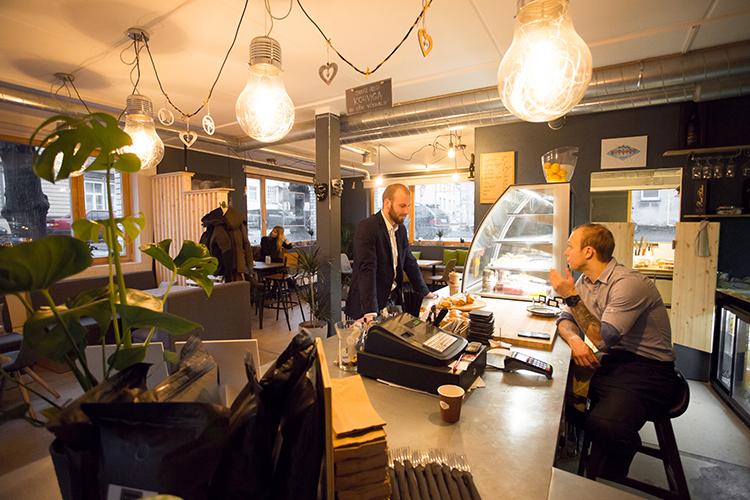 MÉM Cafe on Kalamajan alueen uusin ravintolatulokas.