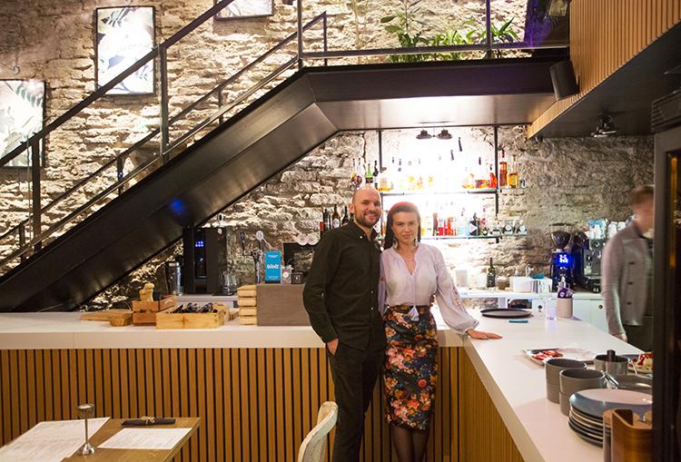 GC Gastrobar on Tallinnan vanhankaupungin uusimpia ravintoloita.