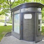 Ulko-wc Tallinnassa