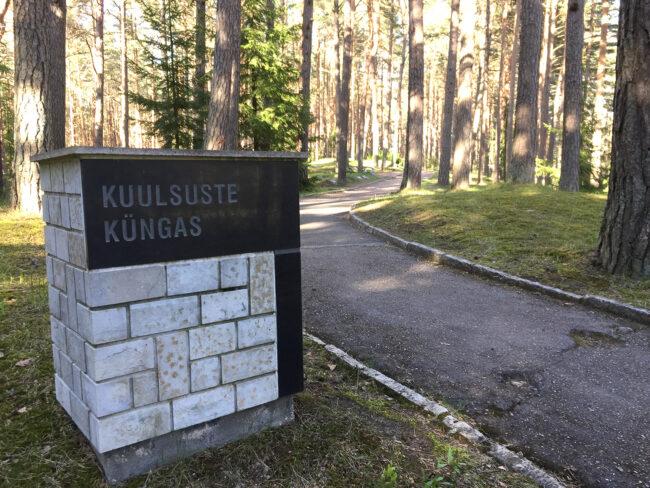 Tallinnan metsäkalmisto