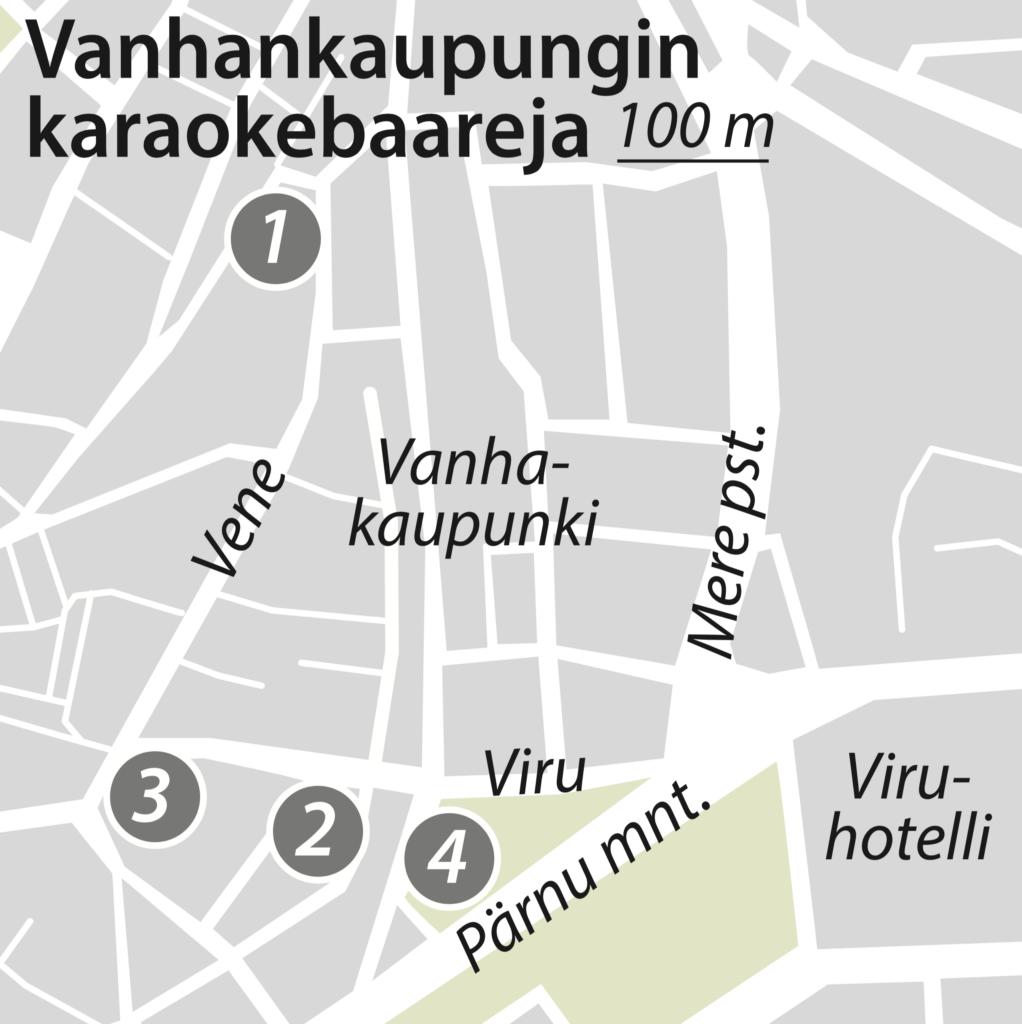 Karaoke Tallinna